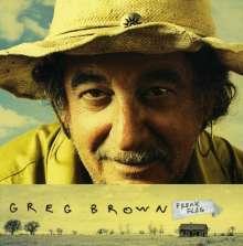 Greg Brown (Folk): Freak Flag, CD