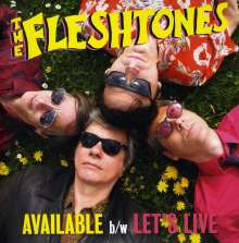 The Fleshtones: 7-Available, Single 7""
