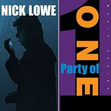 Nick Lowe: Party Of One (remastered) (+Bonus EP), 1 LP und 1 Single 10""