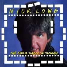 Nick Lowe: The Abominable Showman, CD