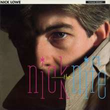 Nick Lowe: Nick The Knife, CD