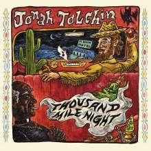 Jonah Tolchin: Thousand Mile Night, CD