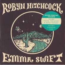 "Robyn Hitchcock: Follow Your Money, Single 7"""