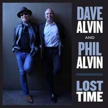 Dave Alvin & Phil Alvin: Lost Time (180g), LP