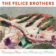 """The Felice Brothers: Country Ham, Single 7"""""""
