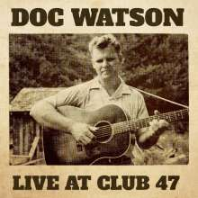 Doc Watson: Live At Club 47, 2 LPs