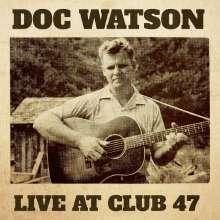 Doc Watson: Live At Club 47, CD