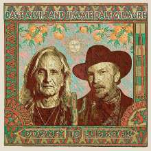 Dave Alvin & Jimmie Dale Gilmore: Downey To Lubbock, CD