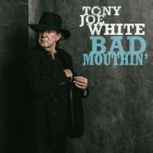 Tony Joe White: Bad Mouthin' (Limited-Edition) (White Vinyl) (45 RPM), 2 LPs