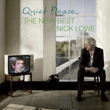 Nick Lowe: Quiet Please: The New Best Of, 2 CDs