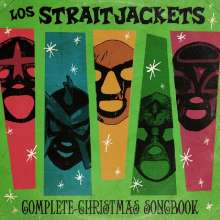 Los Straitjackets: Complete Christmas Songbook, CD