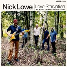 Nick Lowe: Love Starvation (Limited-Edition) (45 RPM), LP