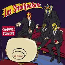 Los Straitjackets: Channel Surfing, LP