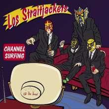 Los Straitjackets: Channel Surfing (45 RPM), LP