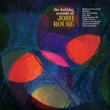 Josh Rouse: Holiday Sounds Of Josh Rouse (Limited Edition) (Red Vinyl), LP