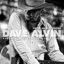 Dave Alvin: From An Old Guitar, 2 LPs