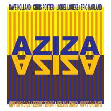 Aziza (Dave Holland, Chris Potter, Lionel Loueke & Eric Harland): Aziza, CD
