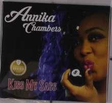 Annika Chambers: Kiss My Sass, CD