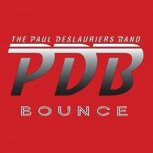 Paul -Band- Deslauriers: Bounce, CD