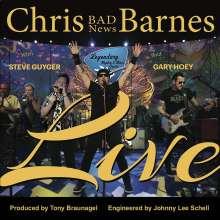 Chris Barnes & Bad News: Live, CD