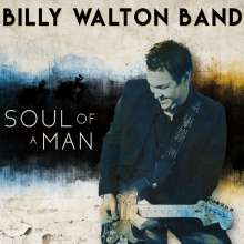 Billy Walton: Soul Of A Man, CD