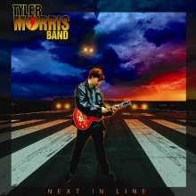 Tyler Morris: Next In Line, CD