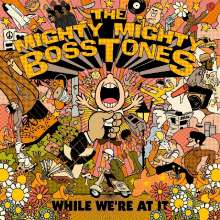 The Mighty Mighty Bosstones: While We're At It (Limited-Edition) (Green & Cream Vinyl), CD