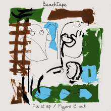 "Beachtape: Fix It Up / Figure It Out, Single 7"""