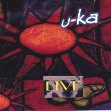 U-Ka: Live, CD