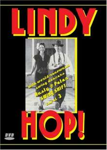 Frank / Flahiff: Lindy Hop With Rusty & Peter Level 3, DVD