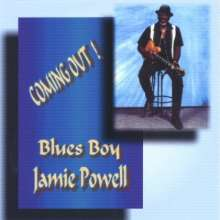 Jamie Powell: Coming Out !, CD
