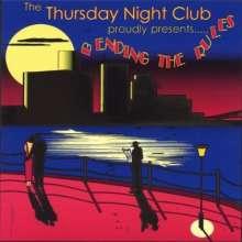 Thursday Night Club: Bending The Rules, CD
