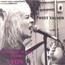Victoria Fox: Sweet Talker, CD