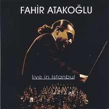 Fahir Atakoglu: Live In Istanbul, CD