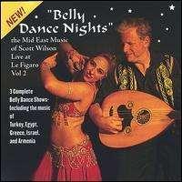 Scott Wilson: Belly Dance Nights, CD