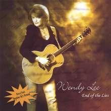 Wendy Lee: End Of The Lies, CD