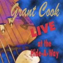 Grant Cook: Live At The Hide-A-Way, CD