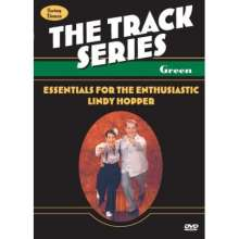 Rusty Frank & Ron Campbell: Lindy Hop-The Track Series-Green, DVD