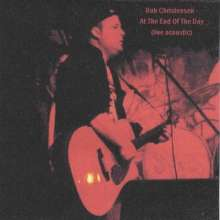 Rob Christensen: At The End Of The Day Live Aco, CD