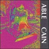 Able Cain: Able Cain, CD