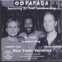 Oopapada: Non Yawn Varieties, CD