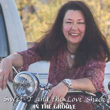 Sweet T & The Love Shack: In The Groove, CD