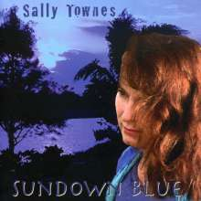 Sally Townes: Sundown Blue, CD