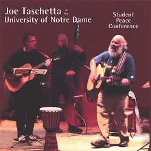 Joe Taschetta: At The University Of Notre Dam, CD
