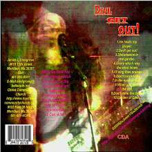Snelgrove/Sixstring: Devil Get Out!, CD
