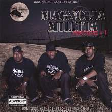 Magnolia Militia: Below See Level The Mixtape, CD