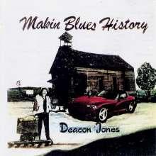 Deacon Jones: Makin Blues History, CD