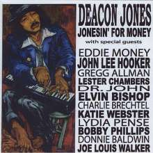 Deacon Jones: Jonesen For Money, CD