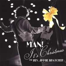 Rev. Jimmie Bratcher: Man! It's Christmas, CD