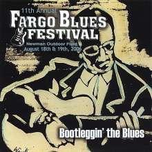 11th Annual Fargo Blues Festi: Bootleggin' The Blues, CD